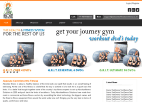 absolutefitnesssolutions.co.in