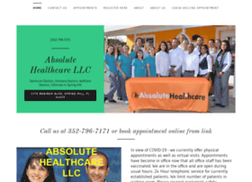 Absolutehealthcare.org