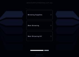 absolutehomebrew.com.au