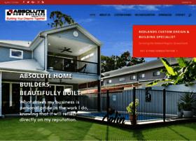 absolutehomebuilders.com.au
