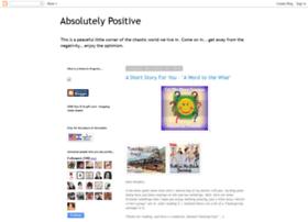 absolutely--positive.blogspot.com