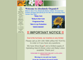 absolutelyorganic-toxicfree.com