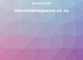 absolutemagazine.co.za