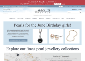 absolutepearls.co.uk