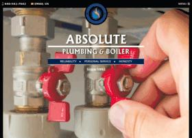 absoluteplumbingandboilers.com