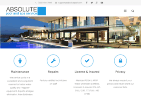 absolutepool.com