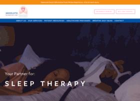 absoluterespiratorycare.com