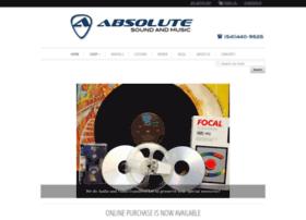 absolutesoundandmusic.com