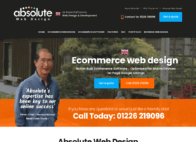 absolutewebdesign.co.uk