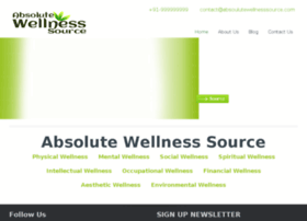 absolutewellnesssource.com