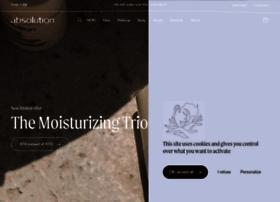 absolution-cosmetics.com