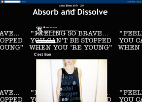 absorbdissolve.blogspot.fr