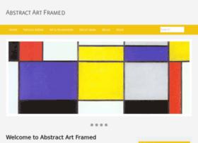 abstract-art-framed.com
