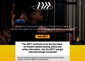 abtt.org.uk