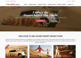abudhabi-desertsafari.com