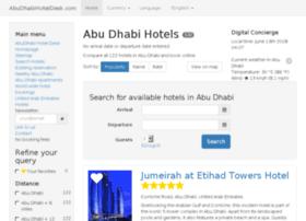 abudhabihoteldesk.com