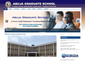 abujagraduateschool.net