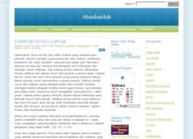 abuubaidah.wordpress.com