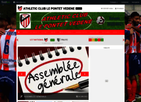 ac-vedene.footeo.com