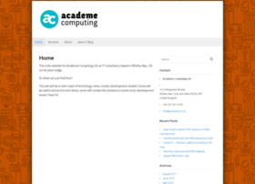 academe.co.uk