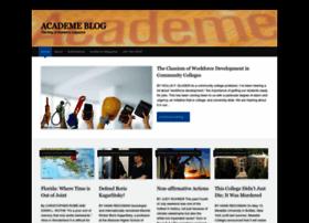 academeblog.org