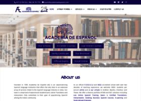 academiaespanol.com