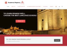 academiahispanica.com