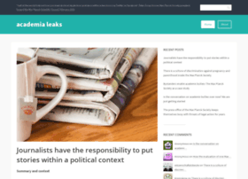 academialeaks.wordpress.com