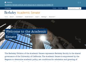 academic-senate.berkeley.edu