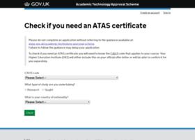 academic-technology-approval.service.gov.uk