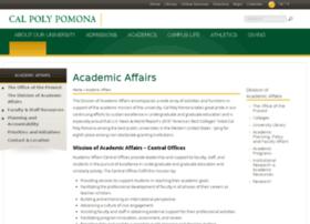 academic.csupomona.edu