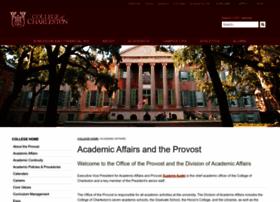 academicaffairs.cofc.edu