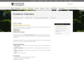 academiccalendar.dal.ca