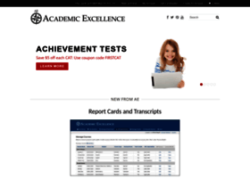 academicexcellence.com