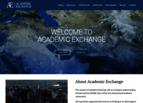 Academicexchange.com