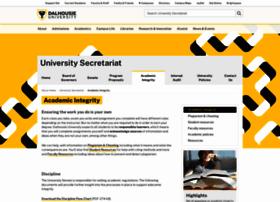 academicintegrity.dal.ca