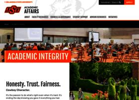 academicintegrity.okstate.edu