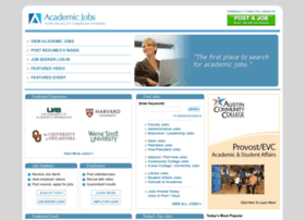 academicjobs.net