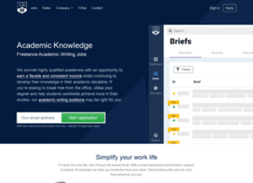 academicknowledge.com