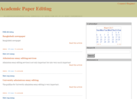 academicpaperediting.sosblogs.com