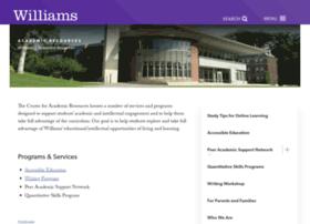 academicresources.williams.edu