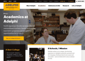 academics.adelphi.edu