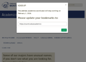 academics.csumb.edu