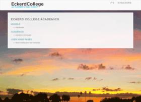 academics.eckerd.edu