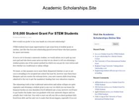 academicscholarships.site