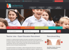 academicsltd.co.uk