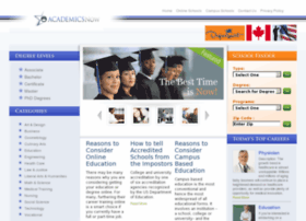 academicsnow.com