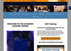academicsupport.fullcoll.edu