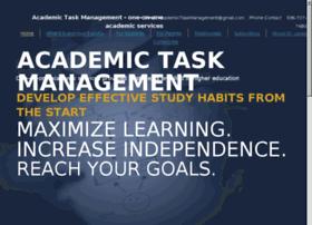 academictaskmanagement.com