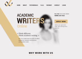 academicwritersonline.com